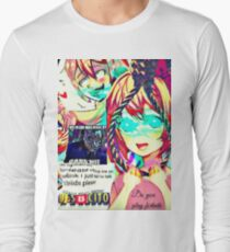 Doki Fried Sayori T-shirt manches longues