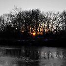 Sunset by KChisnall