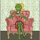 The Nostalgic Alien by Tam-Ara