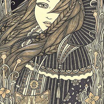 Freyja by AnitaInverarity