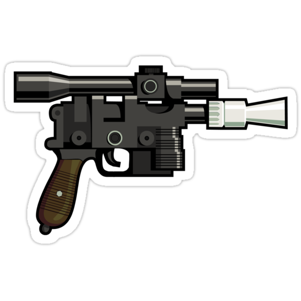 Ray Gun #4 by BadMonkeyShop