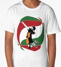 Camiseta larga Haikyuu !!