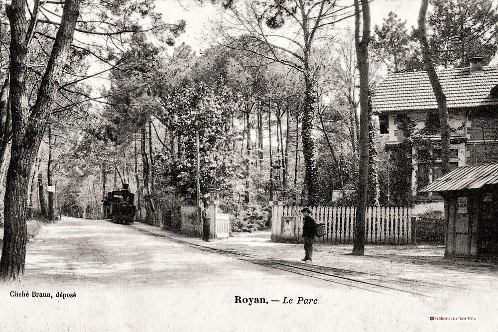 « Parc de Royan » par Francois Richet