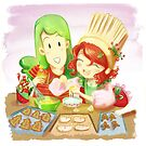 Christmas Cookies and Candy by Vanessa Bettencourt