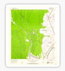 USGS TOPO Map Louisiana LA Addis 331242 1953 24000 Sticker