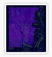 USGS TOPO Map Louisiana LA Addis 331243 1953 24000 Inverted Sticker