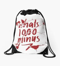 1000-7 Drawstring Bag