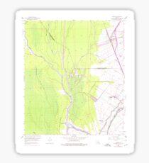 USGS TOPO Map Louisiana LA Addis 331244 1953 24000 Sticker