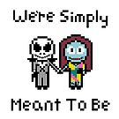 We're Simply Meant to Be by burritoprincess
