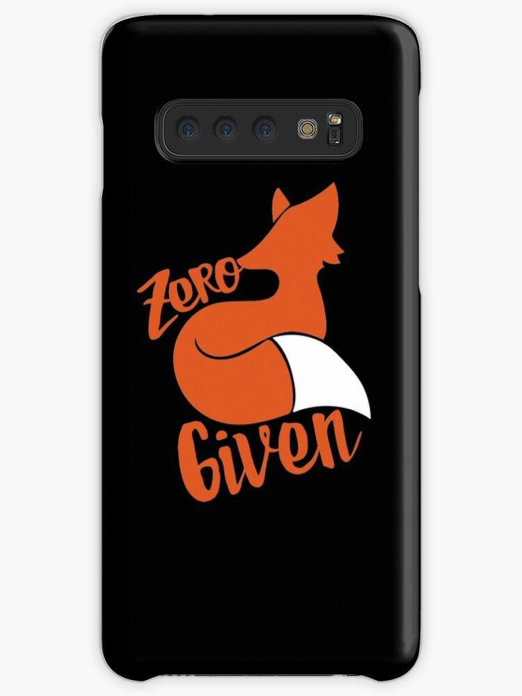 «Zero FOX dado» de BubbSnugg LC