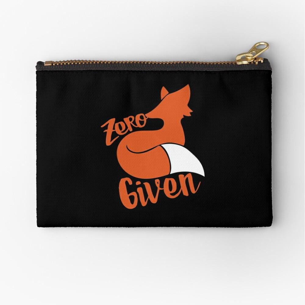 Zero FOX dado Bolsos de mano
