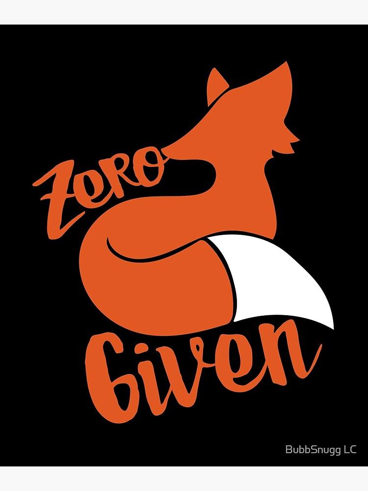 Zero FOX dado de Boogiemonst