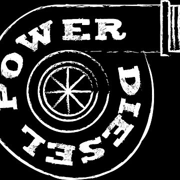 Diesel Power by AlmostBrand
