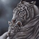 White Tiger by Richard Macwee