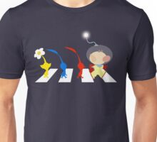 Pikmin Abbey Road Unisex T-Shirt