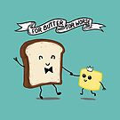 For Butter For Worse by kdigraphics
