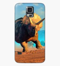 Herd of Triceratops Dinosaurs Case/Skin for Samsung Galaxy