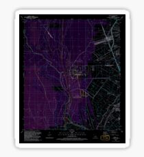 USGS TOPO Map Louisiana LA Addis 331247 1992 24000 Inverted Sticker