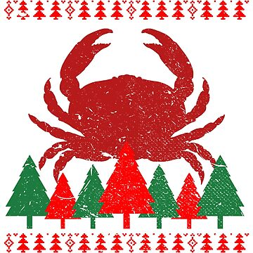 Crabs Christmas by 4tomic