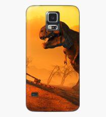 Scavenger - Artwork of Tyrannosaurus Rex Case/Skin for Samsung Galaxy