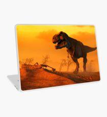 Scavenger - Artwork of Tyrannosaurus Rex Laptop Skin