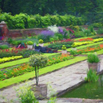 Impressionist Garden by TelestaiPix