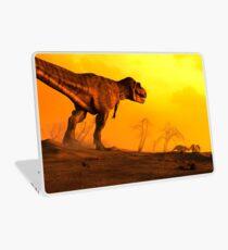 Stalker - Artwork of Tyrannosaurus Rex Laptop Skin