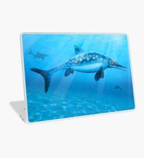 Ophthalmosaurus - Extinct Marine Reptile Laptop Skin