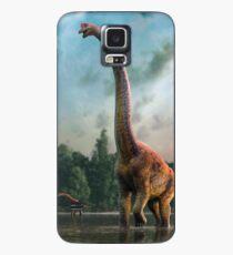 Artwork of Giraffatitan / Brachiosaurus Case/Skin for Samsung Galaxy