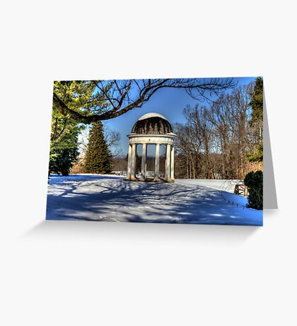 The Rotunda at Montpelier Greeting Card