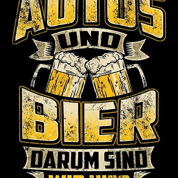 Cars And Beer   That's Why We're Here by anziehend