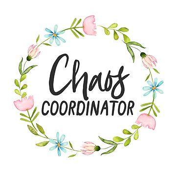 Chaos Coordinator  by namibear