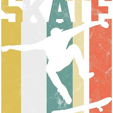 skateboard by 4tomic
