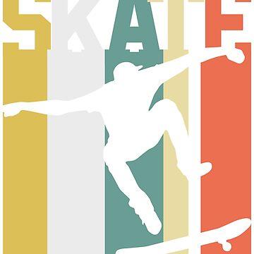 Skateboarder by 4tomic