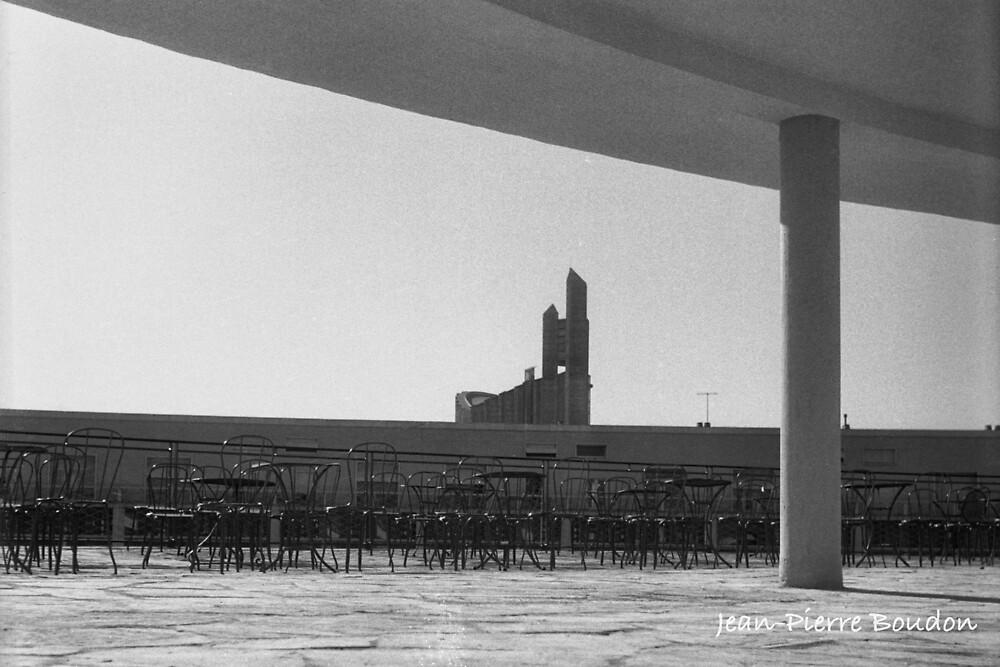 « Casino Municipal de Royan, années 60 (4) (©JP Boudon) » par Francois Richet