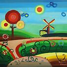 Windmill by Radosveta Zhelyazkova