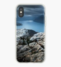 Lac du Bourget Coque et skin iPhone