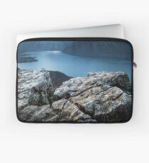 Lac du Bourget Housse de laptop