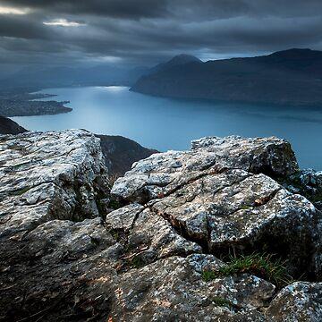 «Lac du Bourget» par patricemestari