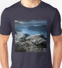 Lac du Bourget T-shirt unisexe