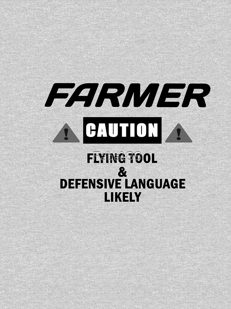 Farmer caution: Flying tools and defensive language likely  by Faba188