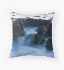 North Beach 1 Throw Pillow
