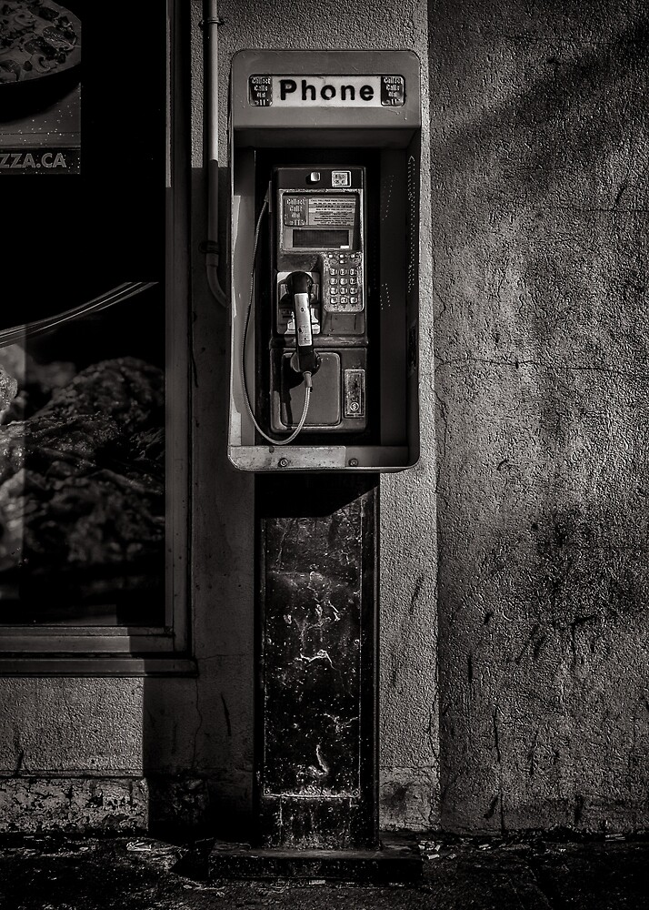 Phone Booth No 9 by Brian Carson