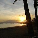 Sunset in Panama by SherryLynn58