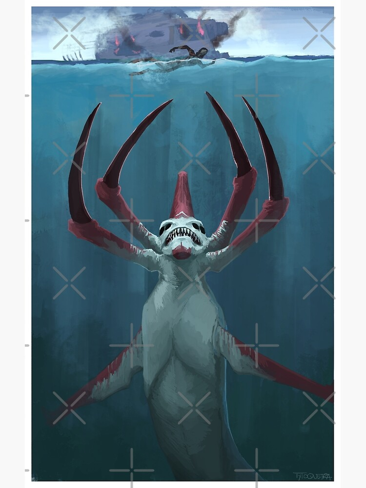 Reaper Leviathan | Photographic Print