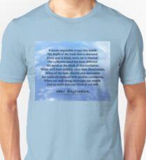 Positive Correlation Unisex T-Shirt