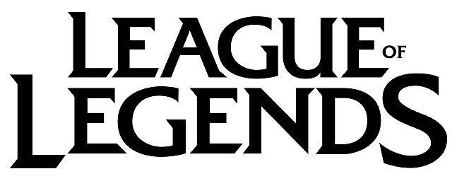 League Of Legends Logo By Spixx Redbubble