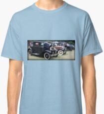 Vintage Row Classic T-Shirt