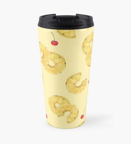 pine and cherry Travel Mug