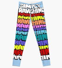 Replica Rick Rude Leggings (Simply Ravishing) Leggings